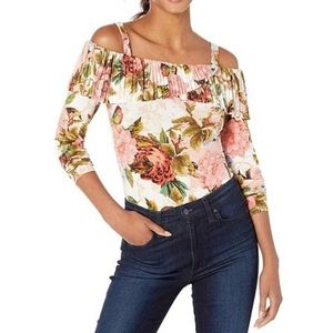 COPY - GUESS Amy Floral Bodysuit